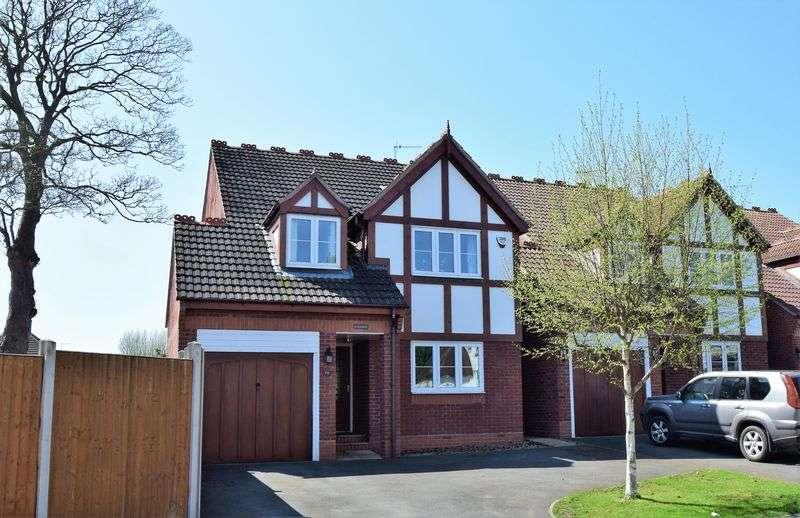 4 Bedrooms Property for sale in Crabtree Lane, Bromsgrove