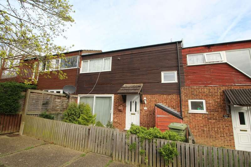 2 Bedrooms Terraced House for sale in Market Hill, Eaglestone MK6