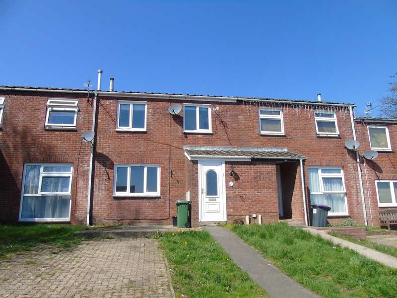3 Bedrooms Terraced House for sale in Bagley Court, Thornhill, Cwmbran