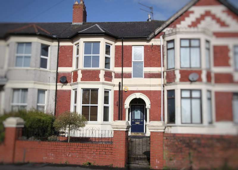 3 Bedrooms Semi Detached House for sale in Bassaleg Road, Newport