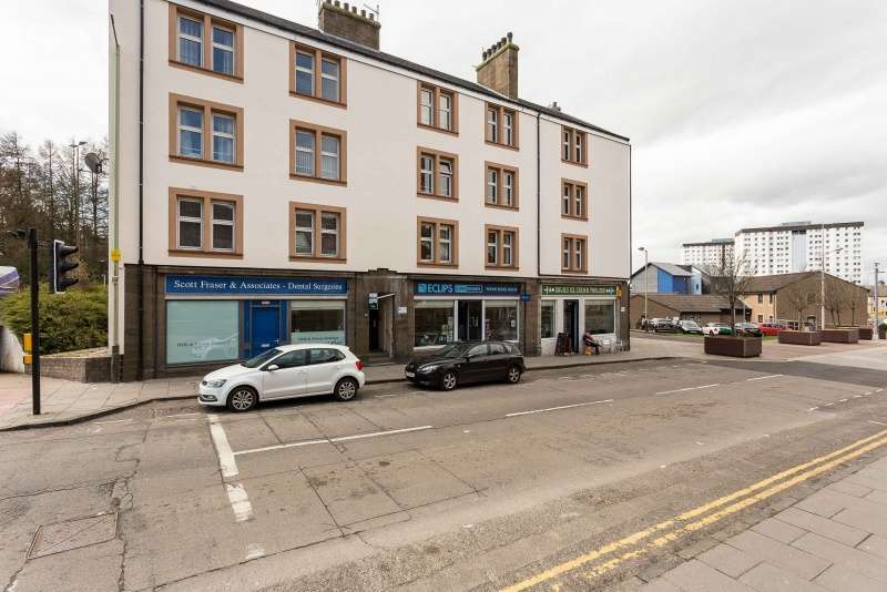 1 Bedroom Flat for sale in High Street Lochee, Dundee, Angus, DD2 3AW
