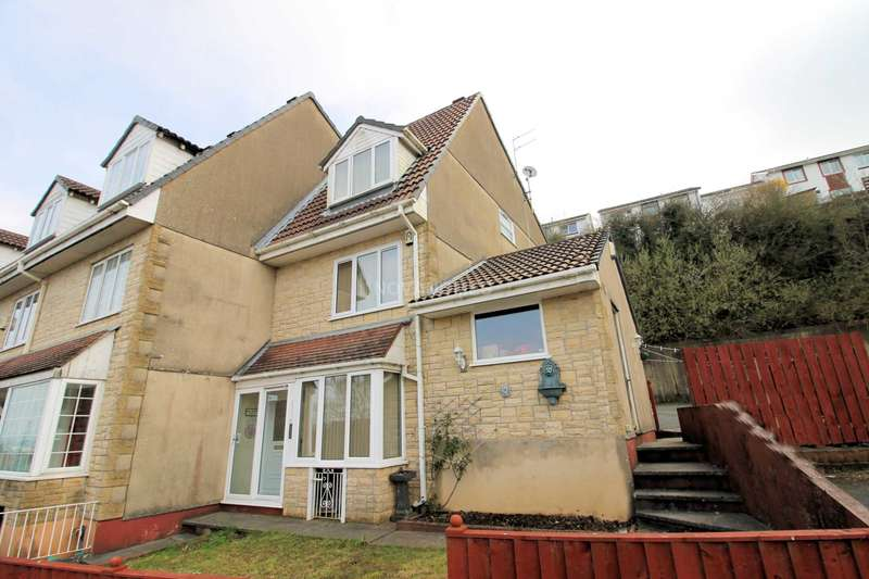 3 Bedrooms End Of Terrace House for sale in Austin Crescent, Eggbuckland, PL6 5QT