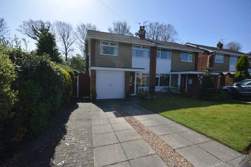 3 Bedrooms Semi Detached House for sale in Inley Road, Spital