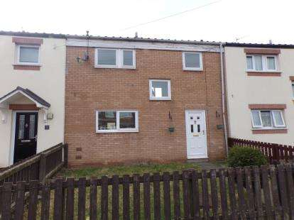 3 Bedrooms Terraced House for sale in Bodden Street, Clock Face, St. Helens, Merseyside, WA9