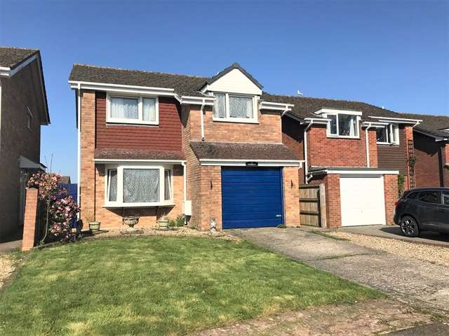 1 Bedroom Cluster House for sale in Blackthorn Close, Honiton