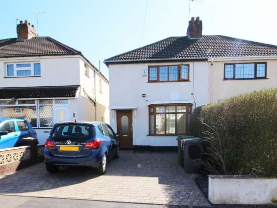 3 Bedrooms Semi Detached House for sale in Ringwood Road, Wolverhampton, West Midlands, WV10 9EP
