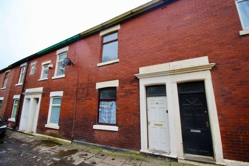 2 Bedrooms Property for sale in Cornelian Street, Blackburn, BB1
