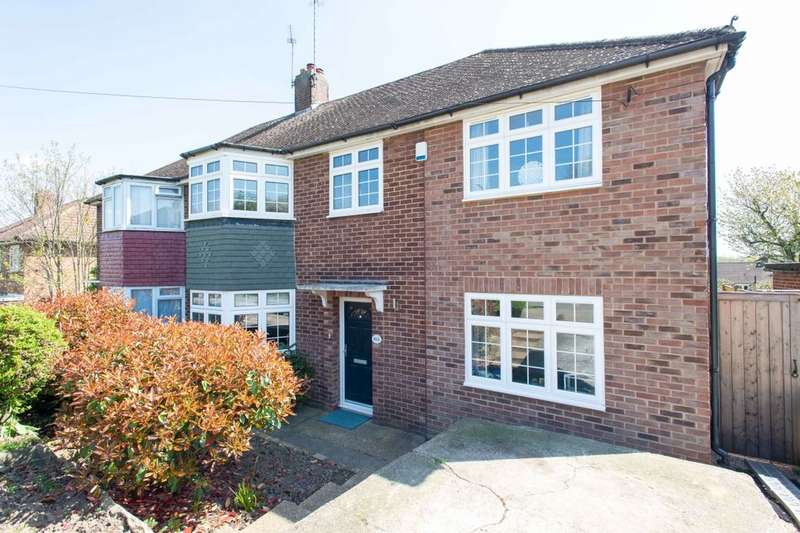 4 Bedrooms Semi Detached House for sale in Maylands Drive, Sidcup, DA14