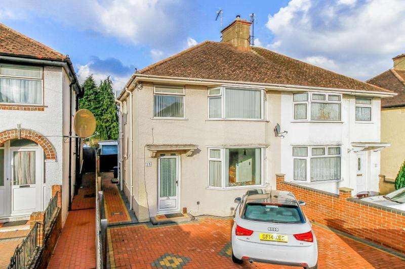 3 Bedrooms Detached House for sale in Oxford OX4 3QL