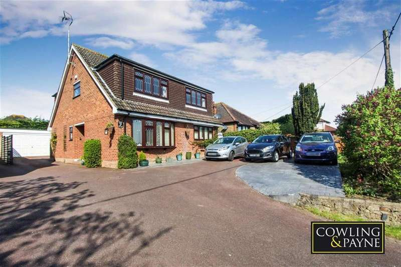 4 Bedrooms Detached House for sale in Swan Lane, Wickford, Essex
