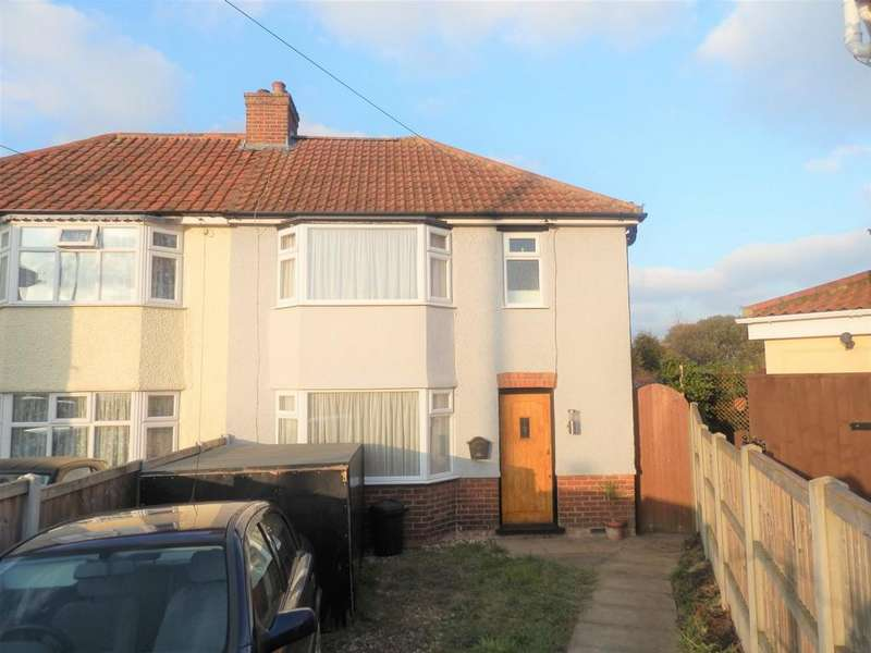 3 Bedrooms Semi Detached House for sale in VALLEY ROAD, DOVERCOURT CO12