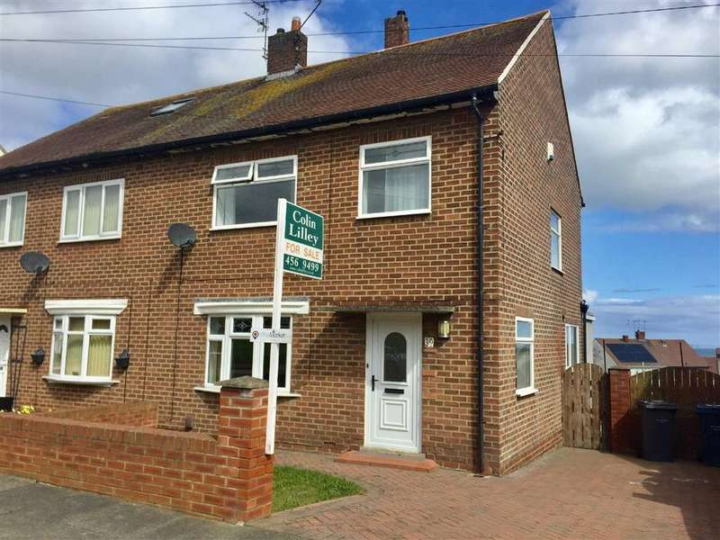 3 Bedrooms Semi Detached House for sale in Westmorland Road, South Shields