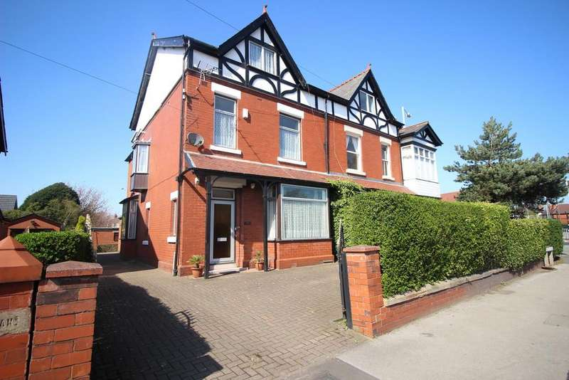 6 Bedrooms Semi Detached House for sale in Ribbleton Avenue, Preston