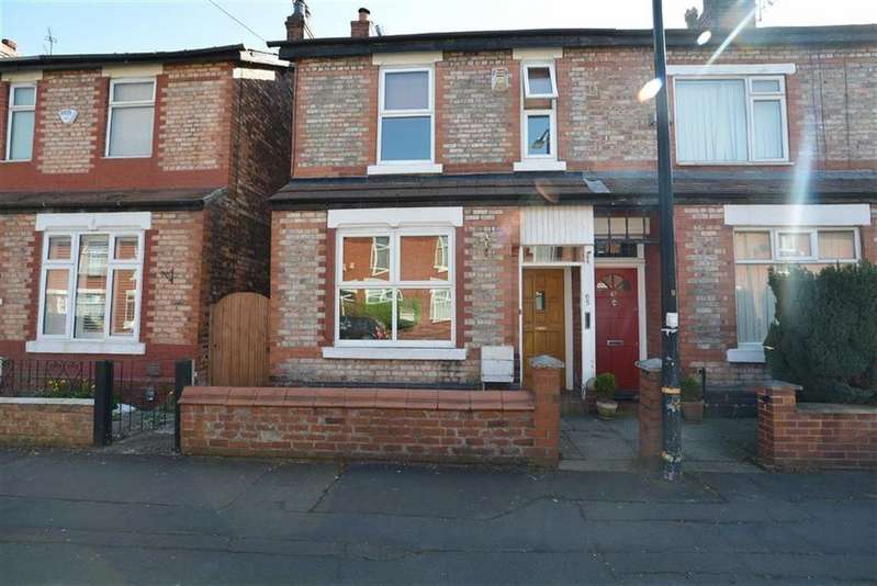 2 Bedrooms End Of Terrace House for sale in Jackson Street, STRETFORD
