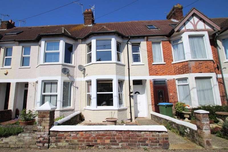 4 Bedrooms Terraced House for sale in East Ham Road, Littlehampton