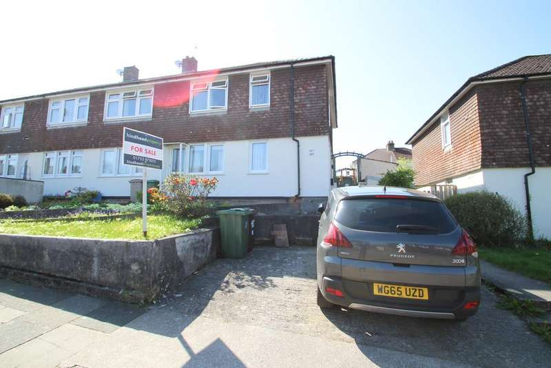 3 Bedrooms Flat for sale in Rothesay Gardens, Plymouth