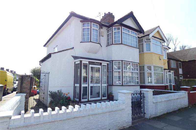 3 Bedrooms Semi Detached House for sale in Rosemary Avenue, Edmonton, London, N9