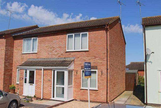2 Bedrooms End Of Terrace House for sale in Pembroke Close, Taunton TA1
