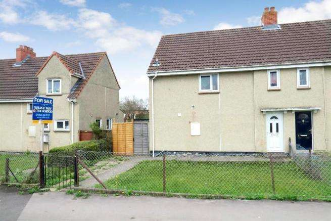 2 Bedrooms Semi Detached House for sale in Musgrove Road, Taunton TA1