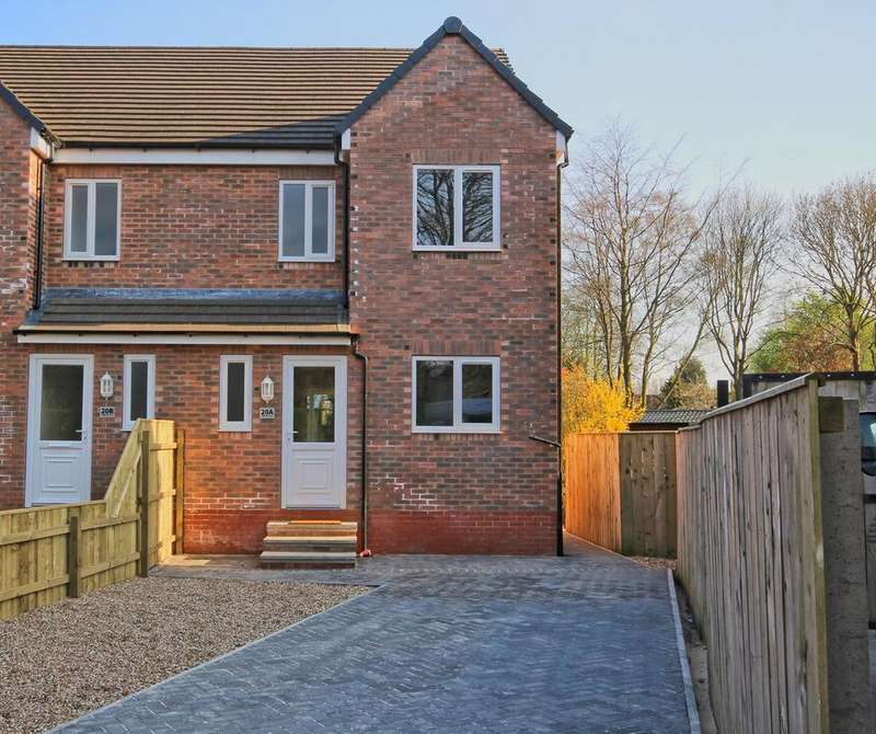 4 Bedrooms Semi Detached House for sale in Inglemire Lane, Cottingham, HU16