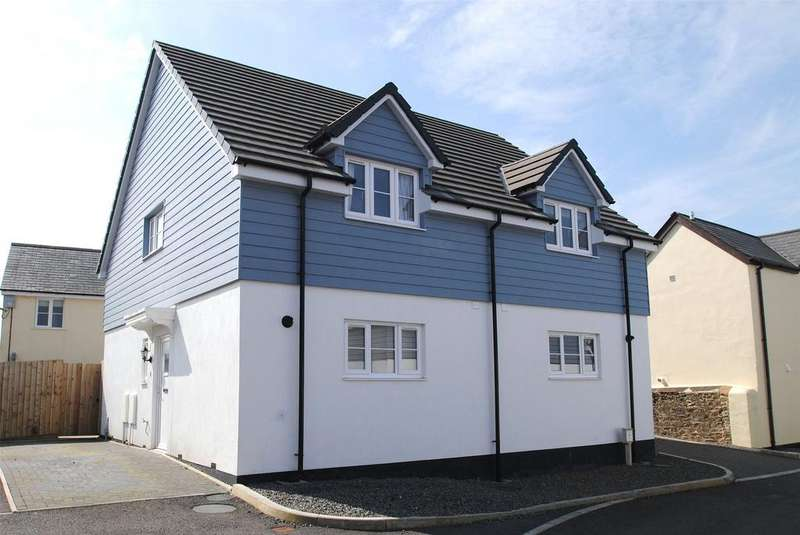 2 Bedrooms Semi Detached House for sale in Summerland Place, South Molton