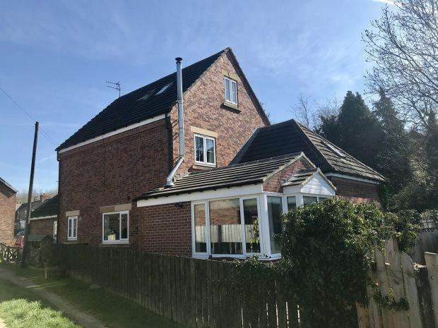 5 Bedrooms Detached House for sale in HAWTHORN EDGE, NEVILLES CROSS BANK, NEVILLES CROSS, DURHAM CITY