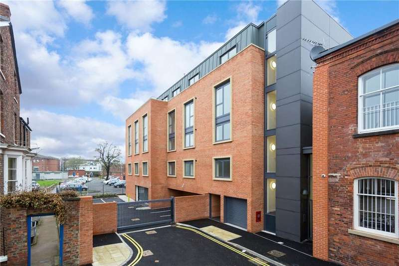 2 Bedrooms Apartment Flat for sale in Groves Chapel, Union Terrace, York, YO31