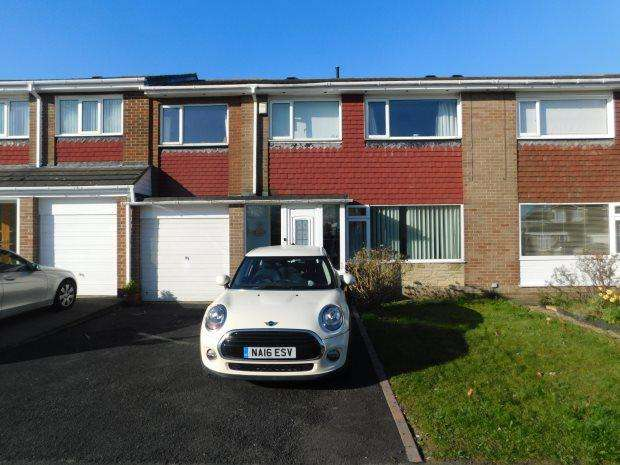 4 Bedrooms Semi Detached House for sale in BROOKDALE, BELMONT, DURHAM CITY