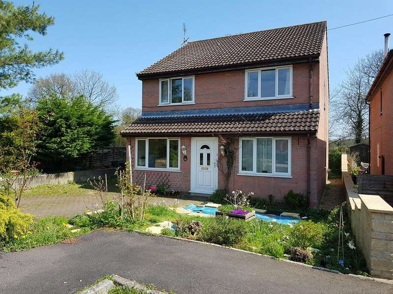 4 Bedrooms Detached House for sale in Axeford Meadows, South Chard