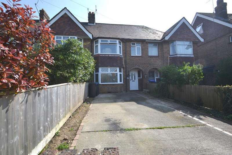 3 Bedrooms Terraced House for sale in Ladydell Road, Worthing, BN11 2LE
