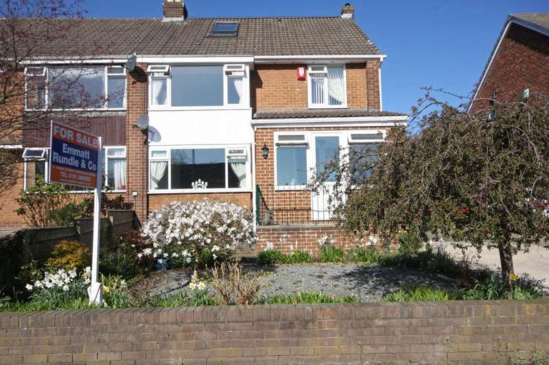 3 Bedrooms Semi Detached House for sale in Hermitage Park, Chester-le-Street DH3 3JZ