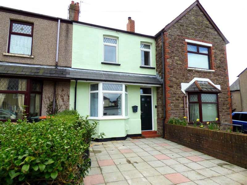 3 Bedrooms Terraced House for sale in Whitstone Road, Newport