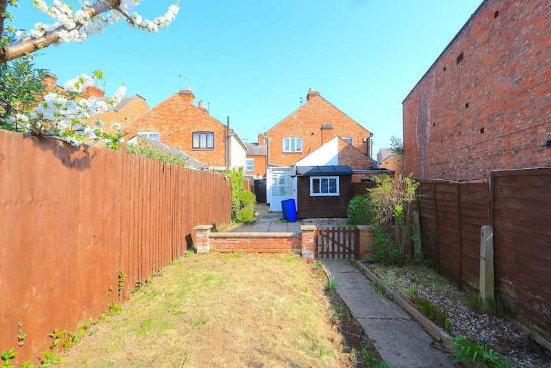2 Bedrooms Detached House for sale in Knighton Lane, Aylestone