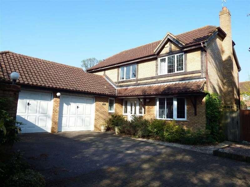 4 Bedrooms Detached House for sale in Grenville Way, Stevenage, Hertfordshire, SG2