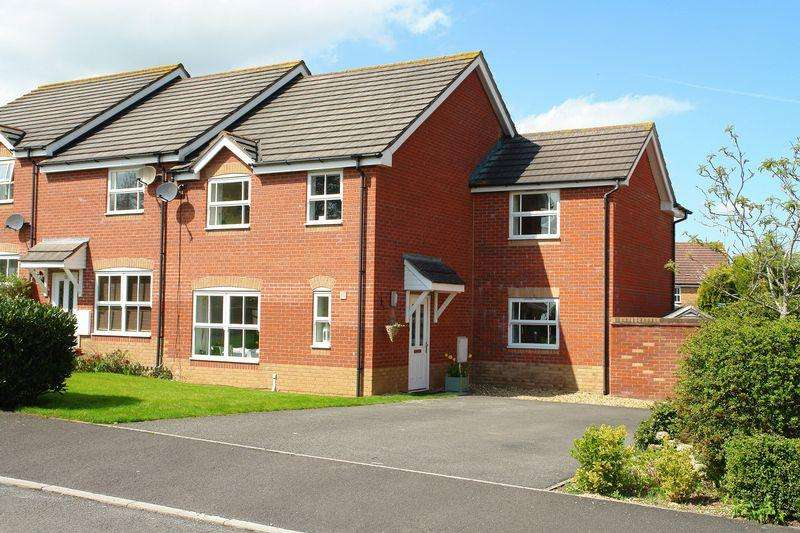 4 Bedrooms Semi Detached House for sale in The Elms, Wraxall, North Somerset