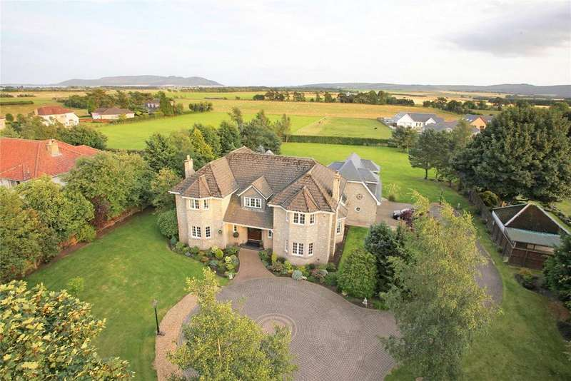 5 Bedrooms Detached House for sale in Beaufield, Middle Balado, Balado, Kinross, KY13