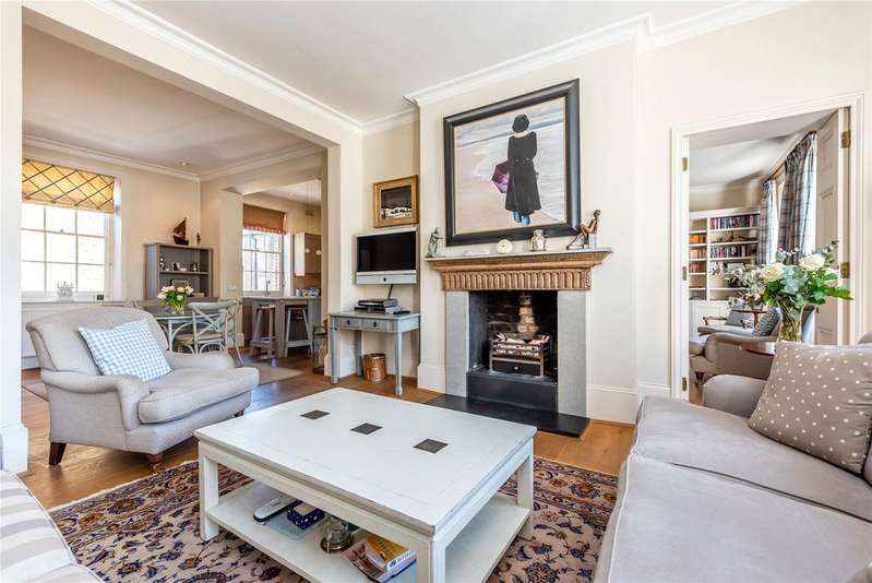 3 Bedrooms Maisonette Flat for sale in Danbury Street, Islington, London, N1
