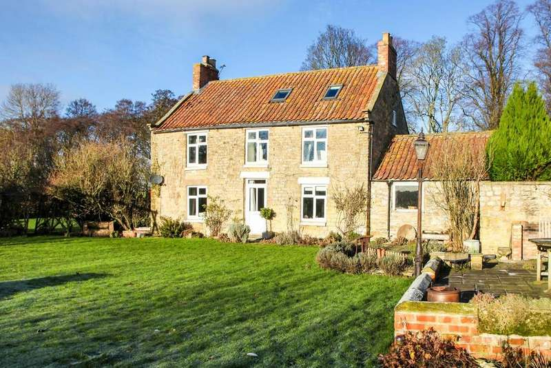 4 Bedrooms Country House Character Property for sale in Harome, York