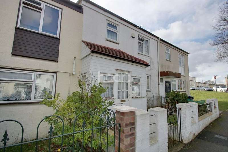 3 Bedrooms Terraced House for sale in Milwards, Harlow