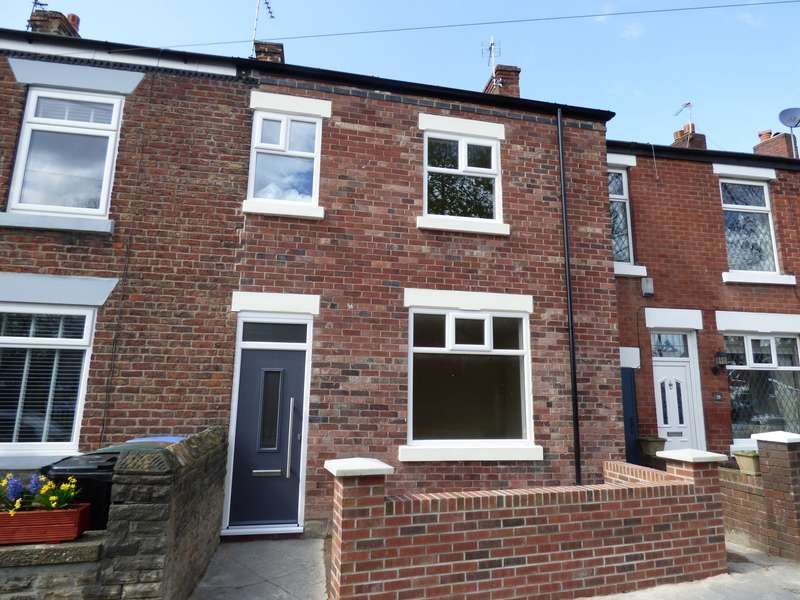 3 Bedrooms Terraced House for sale in Chapel Street, Hazel Grove, Stockport, SK7