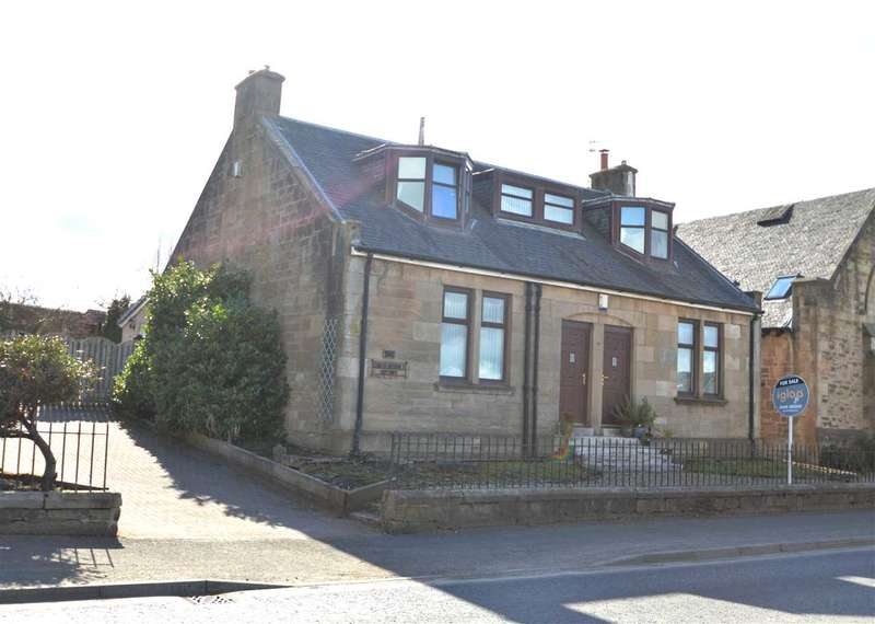 4 Bedrooms Detached House for sale in 158-160 Carlisle Road, Ferniegair, Hamilton - originally 2 x semi-detached properties redeveloped into 1 larger detached home