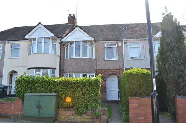 3 Bedrooms Terraced House for sale in Grayswood Avenue, Chapelfields, Coventry, West Midlands