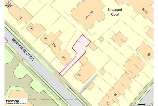 Land Commercial for sale in Berkshire Drive, Tilehurst, Reading