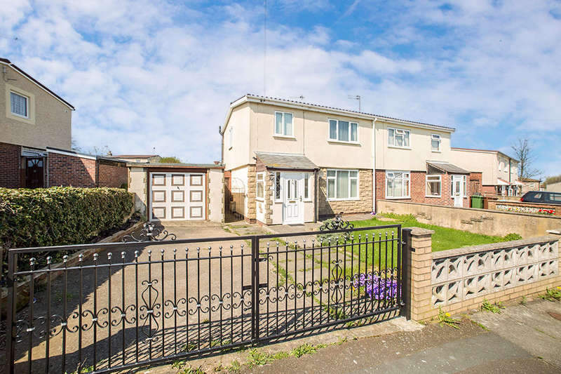 3 Bedrooms Semi Detached House for sale in Carlyle Road, Airedale, Castleford, WF10