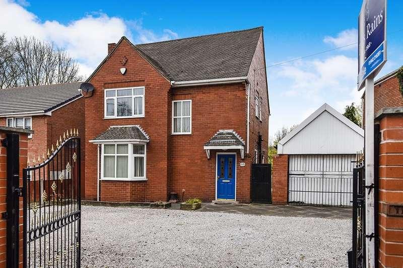 3 Bedrooms Detached House for sale in Ormskirk Road, Skelmersdale, WN8
