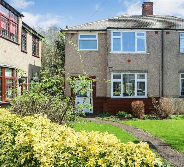 2 Bedrooms Semi Detached House for sale in Spring Vale, Bexleyheath, Kent