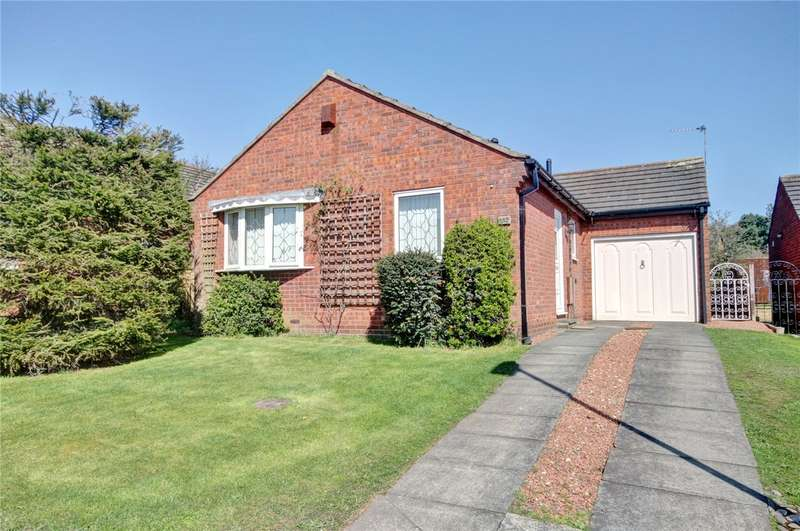 2 Bedrooms Detached Bungalow for sale in Priors Grange, High Pittington, Durham, DH6