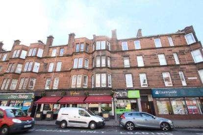 2 Bedrooms Flat for sale in Alexandra Parade, Dennistoun, Glasgow, Lanarkshire