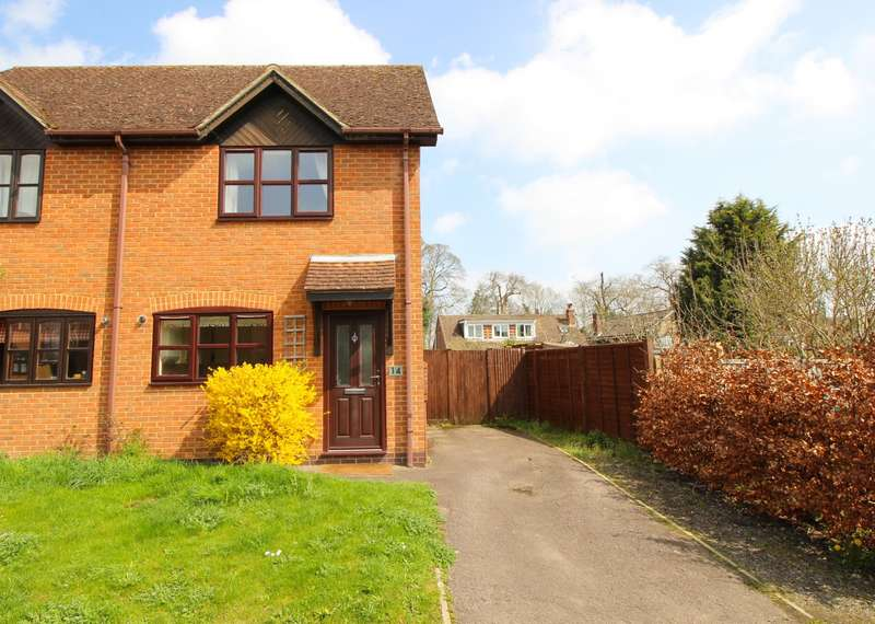 2 Bedrooms End Of Terrace House for sale in Park Close, Sonning Common, RG4