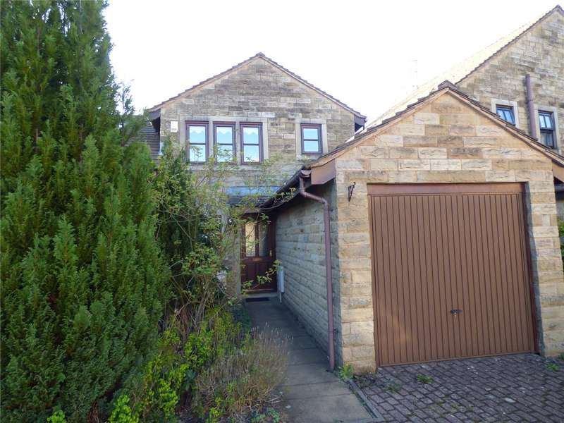 2 Bedrooms Terraced House for sale in Telford Mews, Uppermill, Saddleworth, OL3